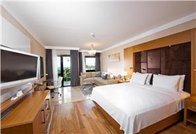 Hilton guest room