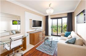 Suite 1 bedroom sea view